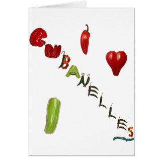 I Heart Cubanelles Card
