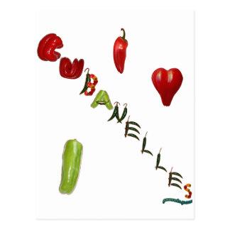 I Heart Cubanelles Postcard
