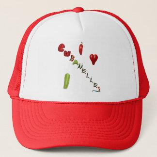 I Heart Cubanelles Trucker Hat