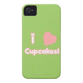 I Heart Cupcakes - iPhone Case casematecase
