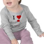 I heart Cupcakes Tshirt