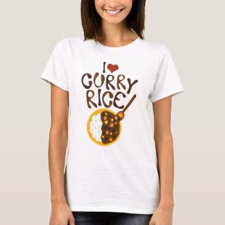 I Heart Curry Rice (カレーライス) T-Shirt
