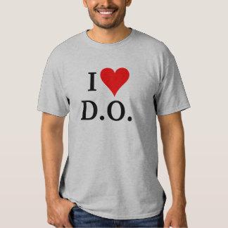 I (Heart) D.O. Tee Shirt