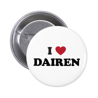 I Heart Dairen Button
