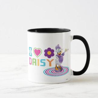 I Heart Daisy Duck Mug