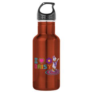 I Heart Daisy Duck 18oz Water Bottle