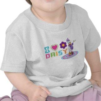 I Heart Daisy Duck zazzle_shirt