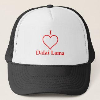 I Heart Dalai Lama Trucker Hat