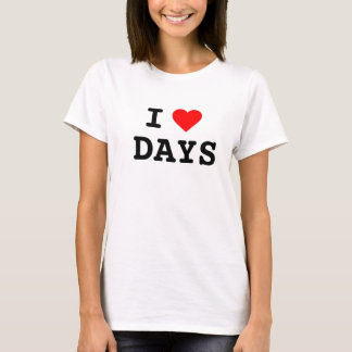 I Heart DAYS T-Shirt