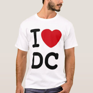 I (heart) DC T-Shirt