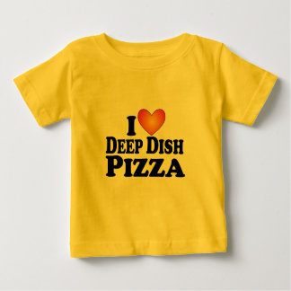 I (heart) Deep Dish Pizza - Lite Multi-Products Baby T-Shirt