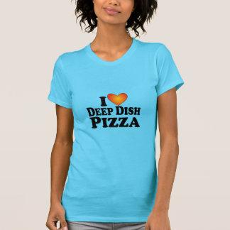I (heart) Deep Dish Pizza - Lite Multi-Products T-Shirt