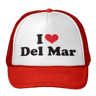 I Heart Del Mar Trucker Hat