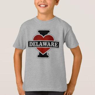 I Heart Delaware T-Shirt