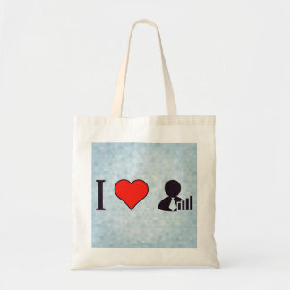 I Heart Delivering An Informative Sermon Tote Bag