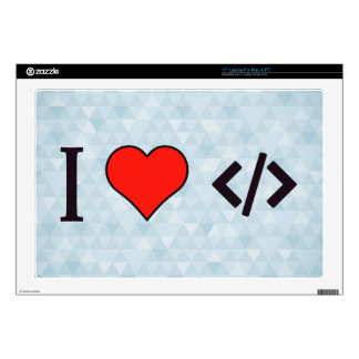 I Heart Designing My Own Software Decal For Laptop