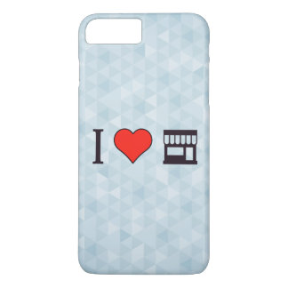 I Heart Designs Of Storehouse iPhone 7 Plus Case