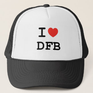 I Heart DFB Collection Trucker Hat