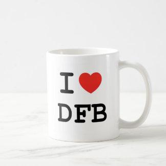 I Heart DFB Mug