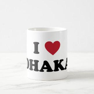 I Heart Dhaka Bangladesh Coffee Mugs
