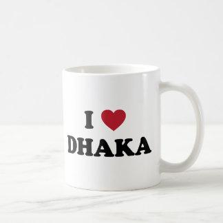 I Heart Dhaka Bangladesh Mug