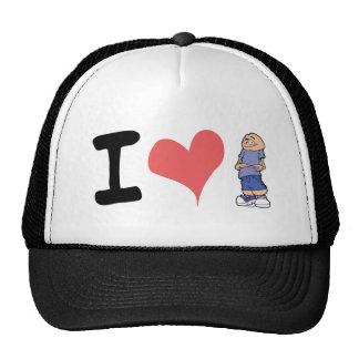 I Heart Dickfer Trucker Hat