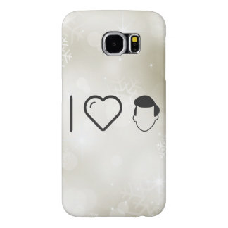 I Heart Different Hairstyles Samsung Galaxy S6 Cases