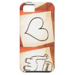 I heart Dinosaurs! iPhone 5 Cases