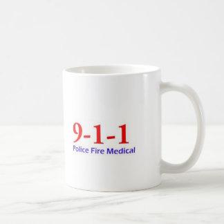 I Heart Dispatchers Coffee Mug