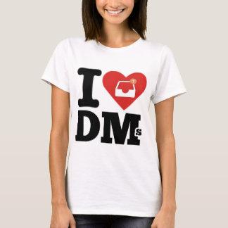 i heart DMs T-Shirt