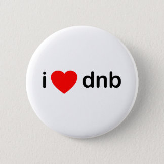 I Heart DNB Button