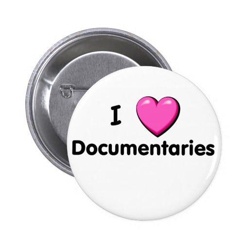I Heart Documentaries Button