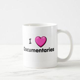 I Heart Documentaries Mug