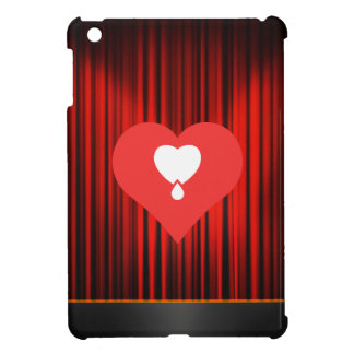 I Heart Donating Blood Icon Cover For The iPad Mini
