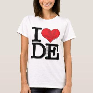 I (heart) DopE (leaf, light) T-Shirt