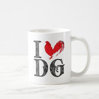 I heart Dos Gallos Coffee Mug