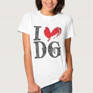 I heart Dos Gallos T-Shirt
