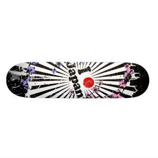 I heart (dot) Japan Skateboard