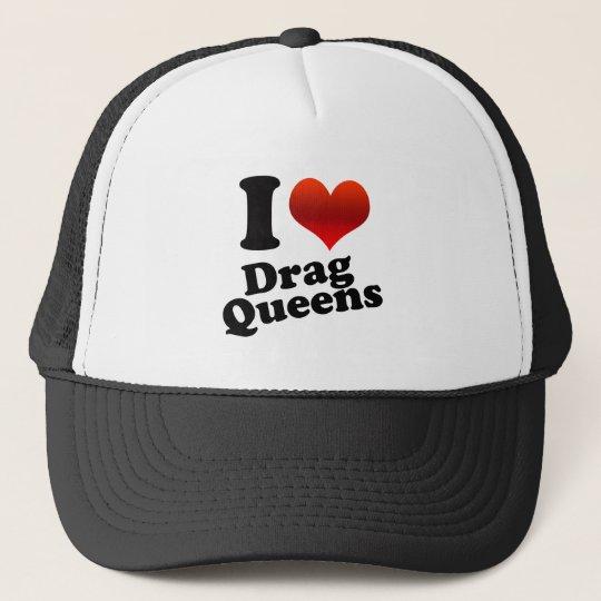 I Heart Drag Queens Trucker Hat