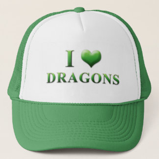 I Heart Dragons Hat 003
