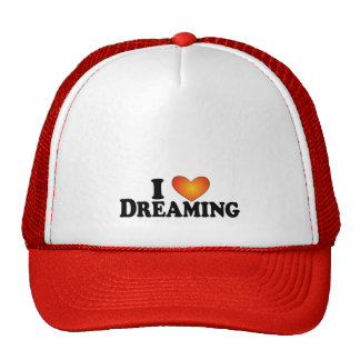 I (heart) Dreaming - Lite Mult-Products Trucker Hats