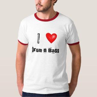 I Heart Drum n Bass T-Shirt