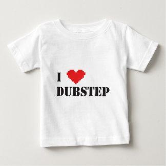 i Heart Dubstep Baby T-Shirt
