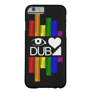 I Heart Dubstep Barely There iPhone 6 Case