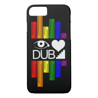 I Heart Dubstep iPhone 7 Case