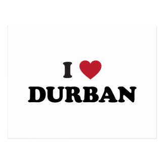 I Heart Durban South Africa Postcard