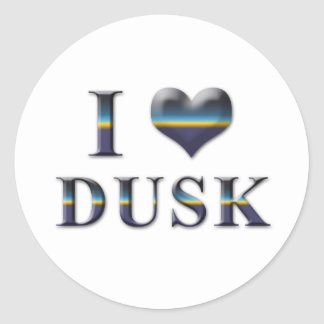 I Heart Dusk Stickers 003
