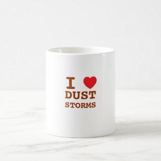 I heart dust storms mug