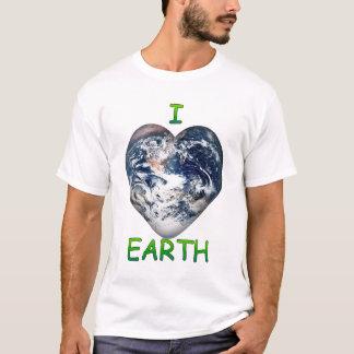 I Heart Earth (I ♥ Earth) T-Shirt
