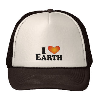 I (heart) Earth - Lite Mult-Products Hats